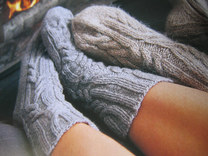Log_cabin_socks